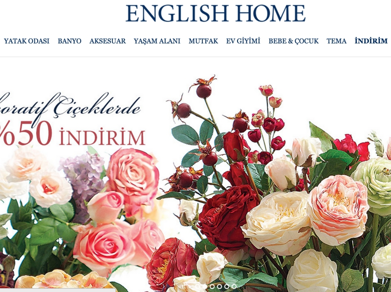 English Home Bayilik Veriyor Mu?