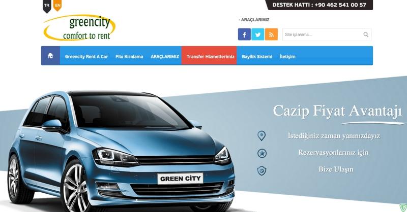 Trabzon Greencity Rent A Car Bayilik Veriyor