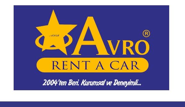 Avro Rent a Car Bayilik ve Bayilik Şartları