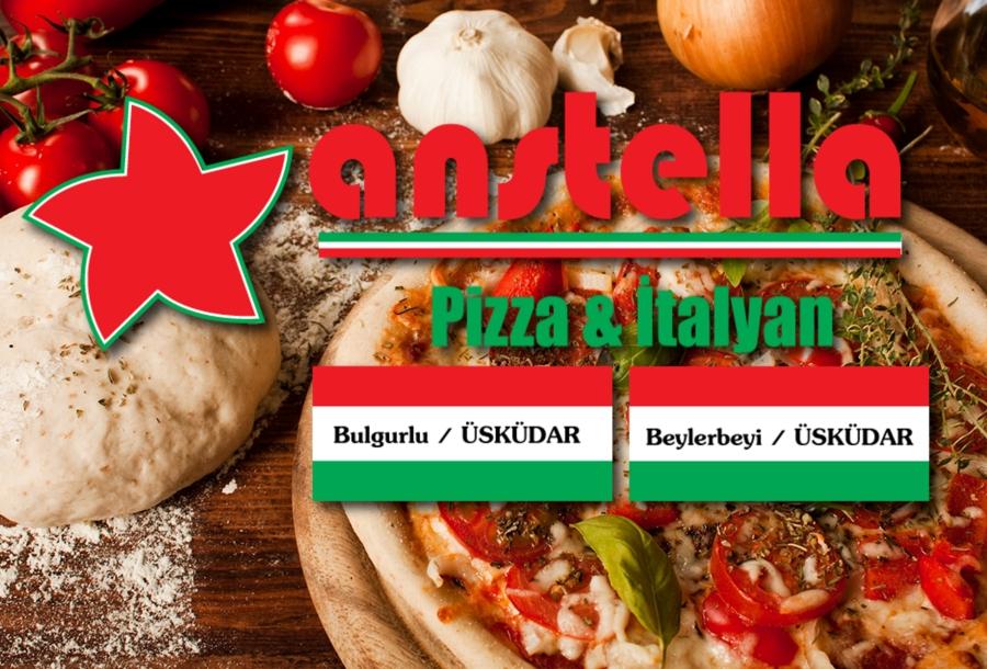 Anstella Pizza Bayilik ve Bayilik Şartları