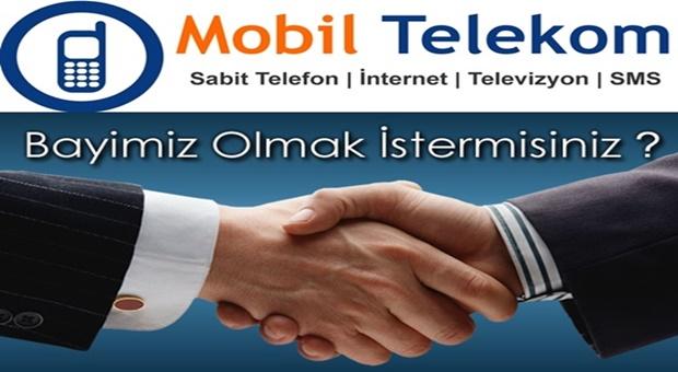 Mobil Telekom Bayilik Veriyor