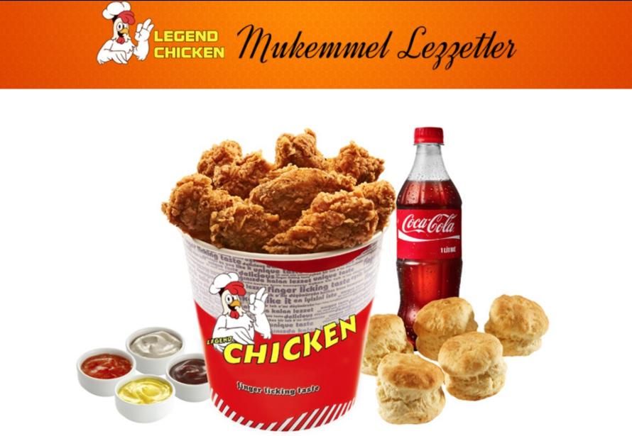 Legend Chicken Bayilik ve Bayilik Bilgileri