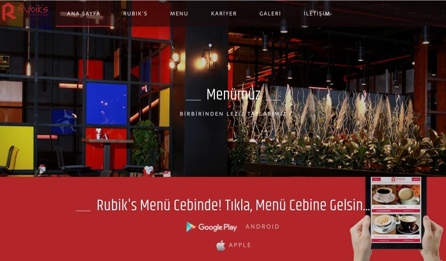 Rubiks Cafe Bayilik ve Bayilik Bilgileri