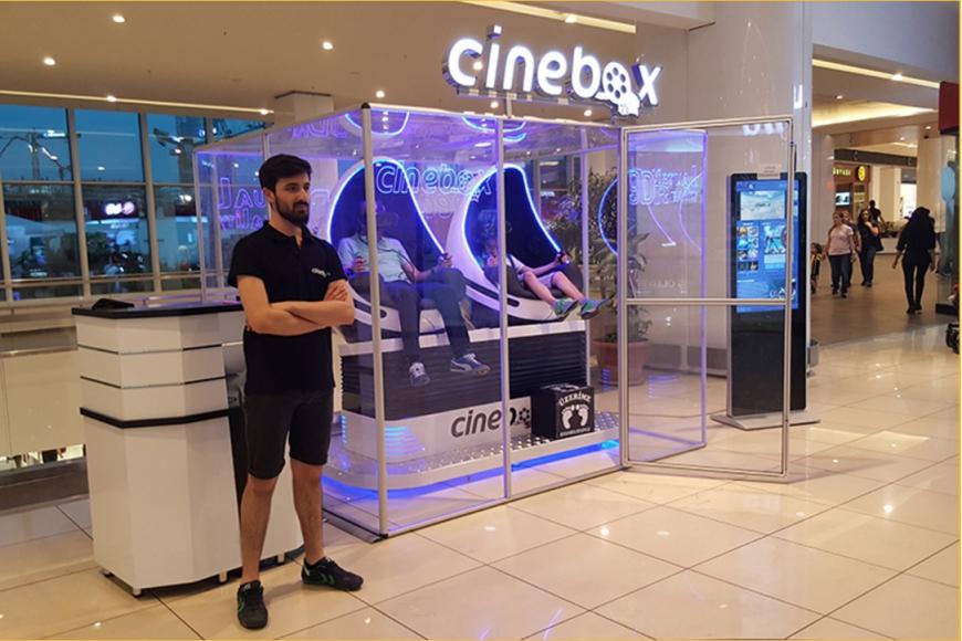 Cinebox Sanal Gerçeklik Bayilik ve Bayilik Bilgileri