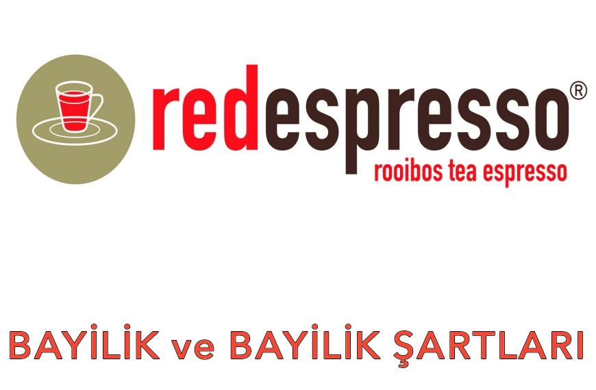 Red Espresso Türkiye Bayilik ve Bayilik Şartları