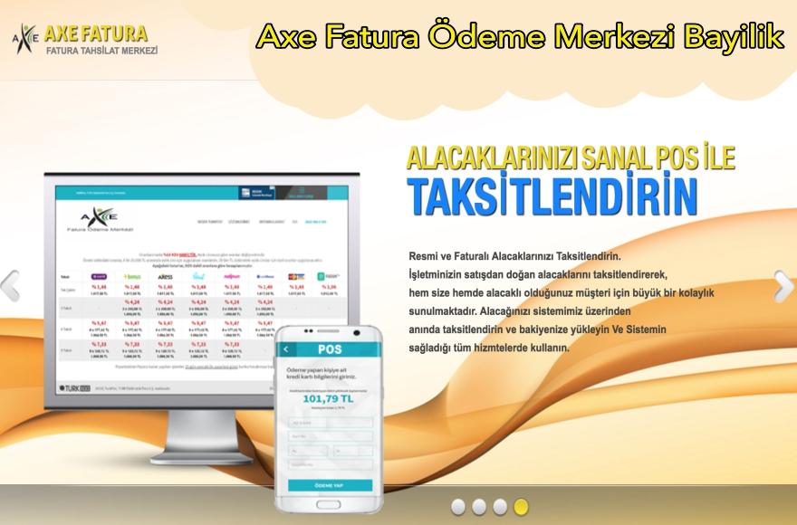 AXE Fatura Ödeme Merkezi Bayilik ve Bayilik Şartları
